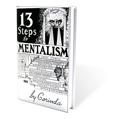 13 Escalones al Mentalismo - Corinda - Libro