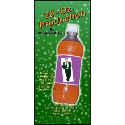 20-Oz. Production by Michael Lair - Trick