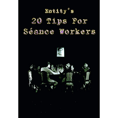 20 Tips for Seance Workers by Thomas Baxter - Book