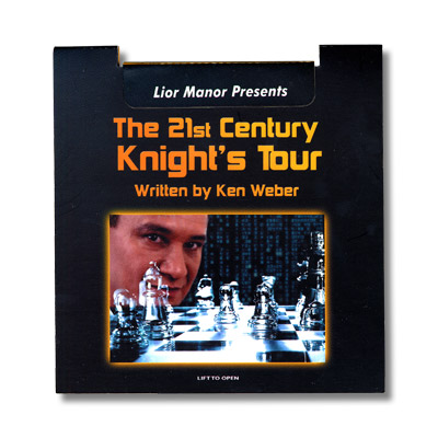 21st Century Knight's Tour by Lior Manor - Trick