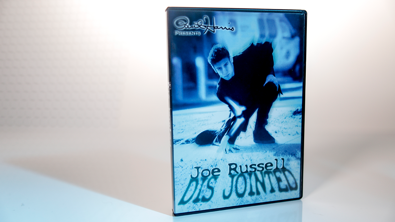Paul Harris Presents Dis Jointed by Joe Russell - DVD