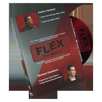 Flex by Mickael Chatelain and Carlos Cardoso - DVD(PAL)