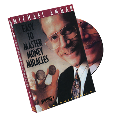 Easy to Master Money Miracles Vol. 1 - Michael Ammar