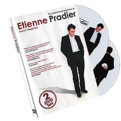 The Professional Repertoire of Etienne Pradier (2 DVD Set)