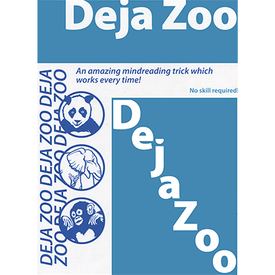 Deja Zoo by Samual Patrick Smit - Trick