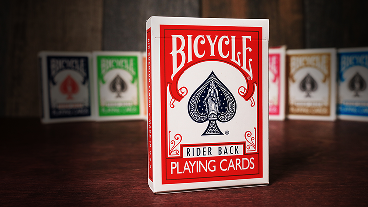 Bicycle Rider Back Playing Cards Poker