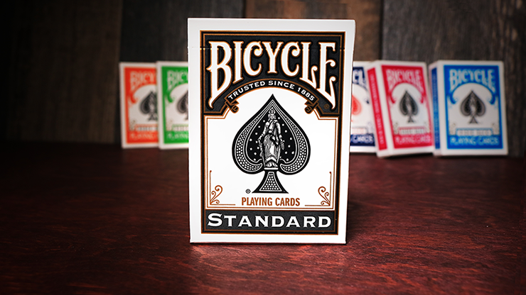 Cartas Bicycle - (Respaldo Negro)