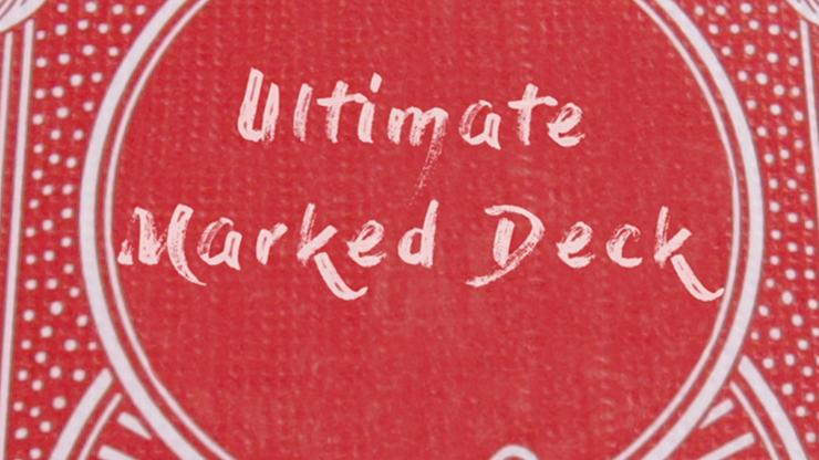 Ultimate Marked Deck (Cartas Bicycle - Rojas)
