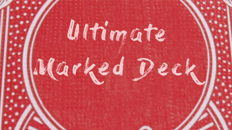 Ultimate Marked Deck (Cartas Bicycle - Azules)