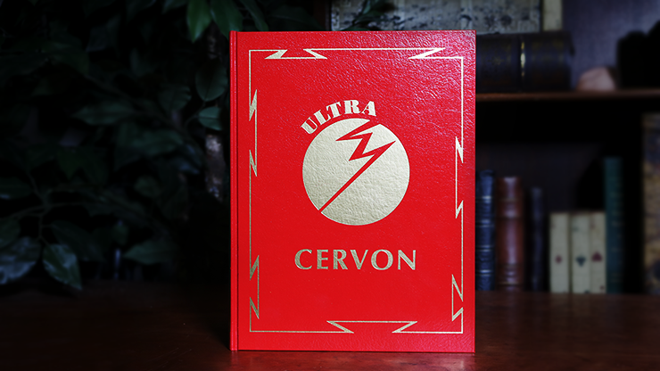 Ultra Cervon - Bruce Cervon and Stephen Minch  Book