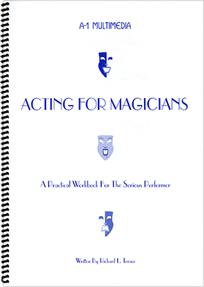Acting for Magicians by Murphy's Manufacturing