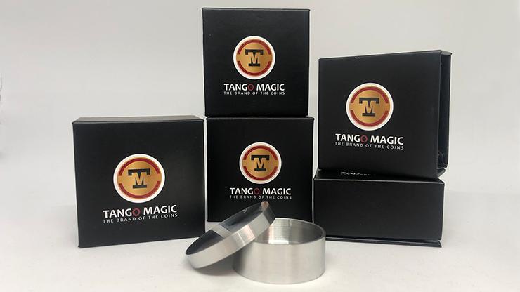 Slot Boston Box 50 cent Euro Aluminum by Tango - Trick (A0016)