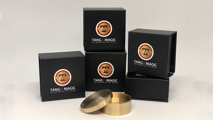 Okito Box 2 Euro (B0004)by Tango Magic - Trick