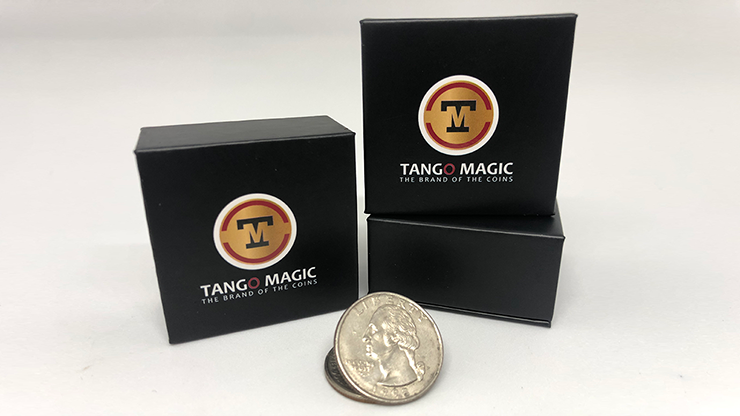 Shim Shell Quarter Dollar by Tango - Trick (D0084)