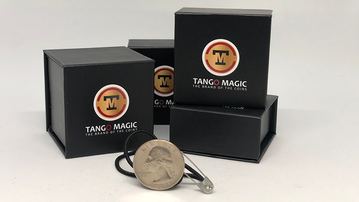 Pull Coin (Quarter) - Tango