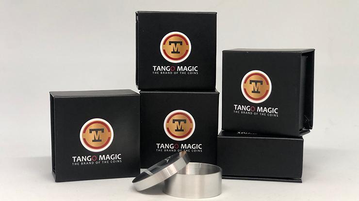 Okito Coin Box Aluminum 50 cent Euro (A0001) Tango - Trick