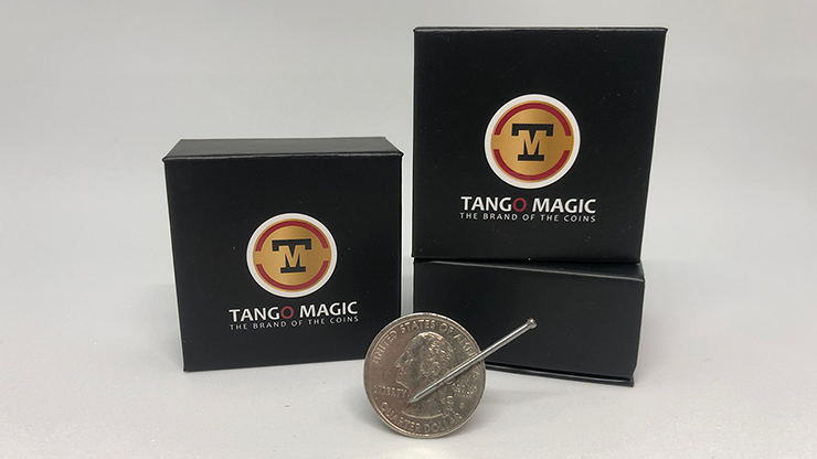 Moneda Magnetica (Cuarto USD Dolar) - Tango
