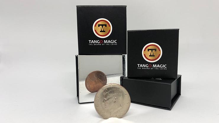 Copper Silver Coin (Half Dollar|English Penny) (D0060)
