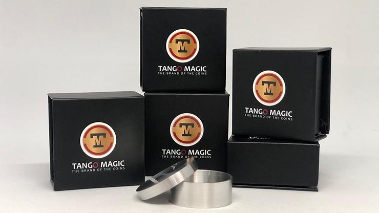 Slot Okito Box 50 cent Euro Aluminum by Tango -Trick (A0012)