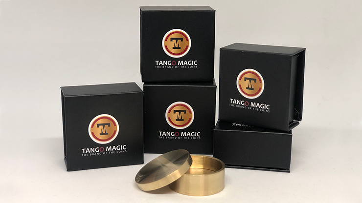 Slot Boston Box Brass half dollar (B0023)Tango-Trick