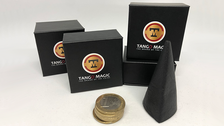 Stack of Coins (1 Euro) by Tango Magic - Trick (E0052)