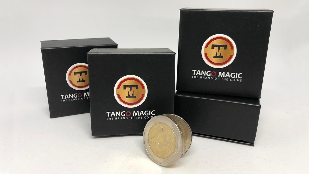 Flipper Coin 2 Euro by Tango Magic - Trick (E0036)