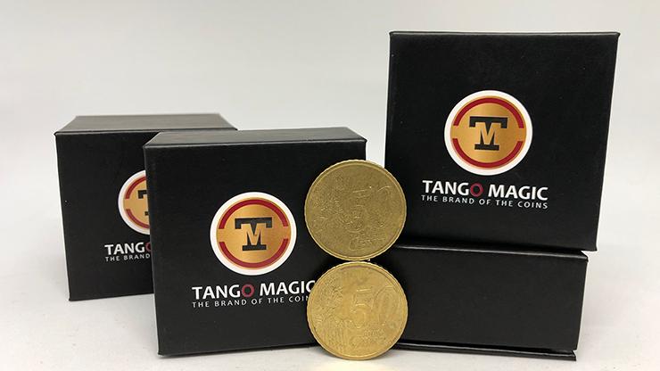 Balanceo de Moneda - 50 cents Euro - Tango