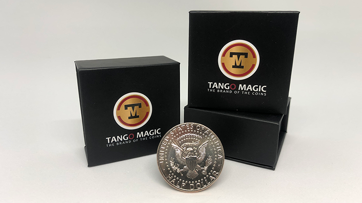 Double Side Half Dollar (Tails)(D0077) by Tango