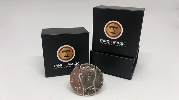 Folding Coin (Medio Dolar) (Traditional) - Tango Magic