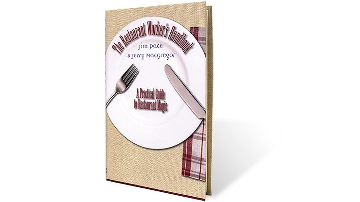 Restaurant Worker's Handbook by Jim Pace & Jerry Macgregor - Book
