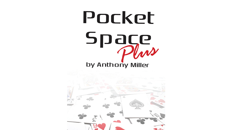 Pocket Space Plus by Tony Miller - Trick