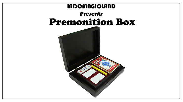 Premonition Box by Indomagic Land