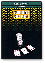3 Card Monte 2000 - Henry Evans