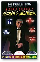 3 Card Monte  - Skinner (Azul)