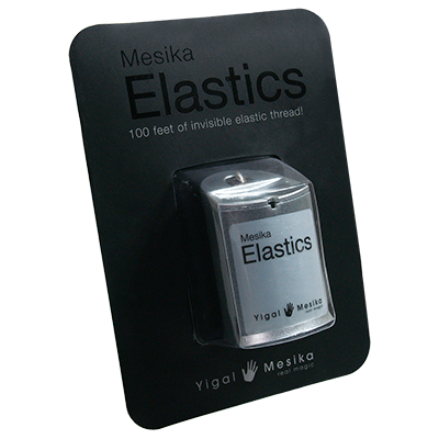 Mesika Elastics - Yigal Mesika (Hilo Invisible Elastico)