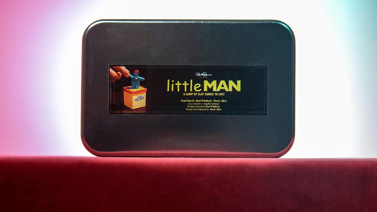 Little Man - Paul Harris