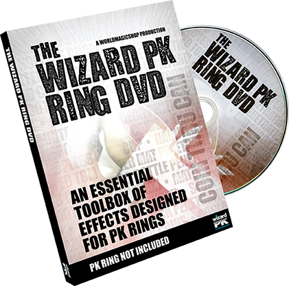 Wizard PK Ring DVD