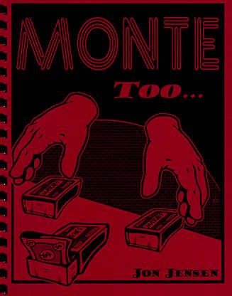 Monte Too by Jon Jensen - Book