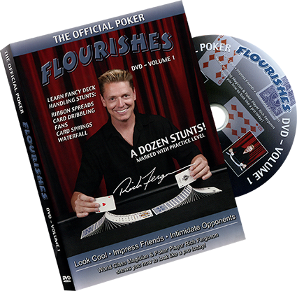 Flourishes by Rich Ferguson - DVD