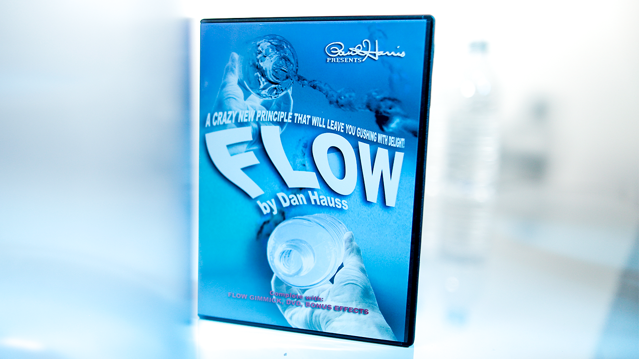 Paul Harris Presents: Flow - Dan Hauss