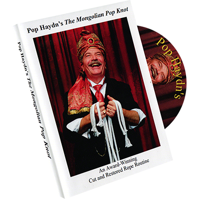 Pop Haydn's Mongolian Pop Knot - DVD