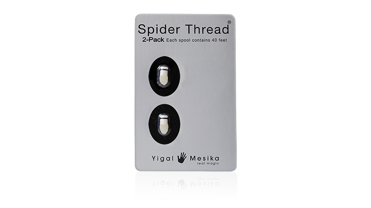 Hilo Invisible Spider (2 piezas) - Yigal Mesika