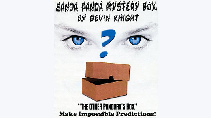 SANDA Panda Mystery Box
