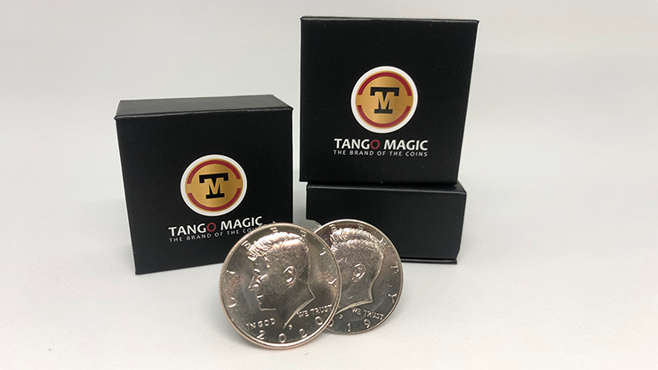 Tango Ultimate Coin (T.U.C)(D0108) Half dollar with instructional video