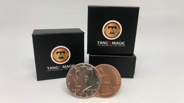 Tango Ultimate Coin (T.U.C) Cobre y Plata con DVD - Tango
