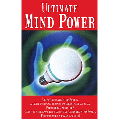 Ultimate Mind Power (GOLD, XL-23mm) Maynards Magic