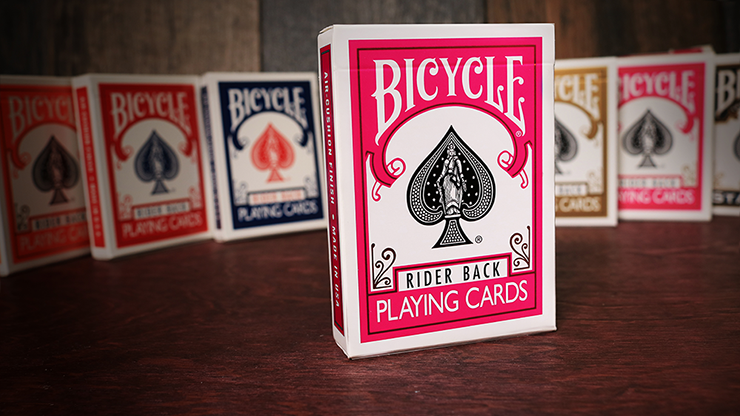 Cartas Bicycle - Fucsia