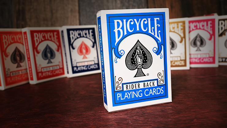 Cartas Bicycle - Turquesa