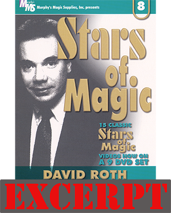 The Portable Hole video DOWNLOAD (Excerpt of Stars Of Magic #8 (