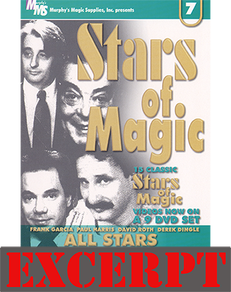 Too Many Cards video DOWNLOAD (Excerpt of Stars Of Magic #7 (All
